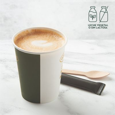 Café con leche especial