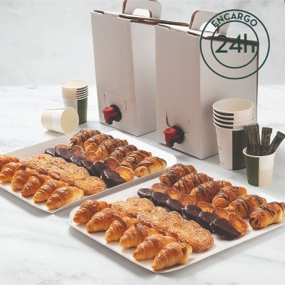 Pack desayuno dulce 10 personas